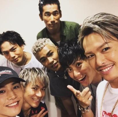 【エンタがビタミン♪】三代目JSB、7人全員でBBQ 岩田剛典「今どき珍しいグループ」