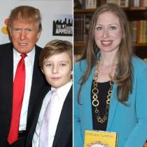 【イタすぎるセレブ達】クリントン家愛娘 トランプ大統領末っ子を批判したメディアに物申す