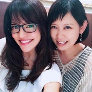 【エンタがビタミン♪】絢香とアンジェラ・アキ 久々の再会に「また2人で歌う姿みたい」