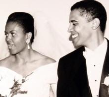 【イタすぎるセレブ達】オバマ元大統領夫妻 一般人の挙式に招待され、素敵な返事を送る