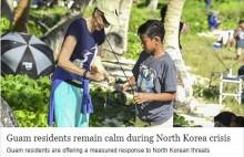 【海外発!Breaking News】「北朝鮮が我々のバーベキューを止めることはできない」複雑な思いを抱え普段通りの生活を送るグアム島の住民