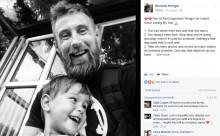 【海外発!Breaking News】息子を亡くした父が世間の親に訴える「子供との時間をどうか大切にして」(英)