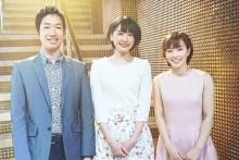 【エンタがビタミン♪】ガッキー、卓球・水谷隼&石川佳純に「身近な雰囲気のお二人」 新作映画『ミックス。』で共演