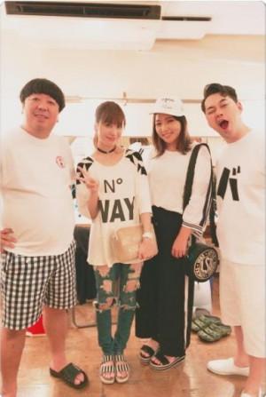 【エンタがビタミン♪】大島麻衣&野呂佳代 『バナナマンライブ』で楽しい夏の思い出づくり