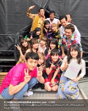 【エンタがビタミン♪】ももクロ、サイサイがイベントに出演 MC・梅田彩佳がAKB時代を思い出し感慨