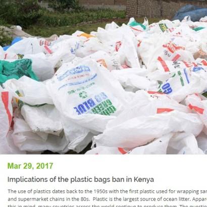 【海外発!Breaking News】ビニール袋使用者は「罰金最低210万円か禁錮刑」 ケニア新法施行でスラム街に大問題