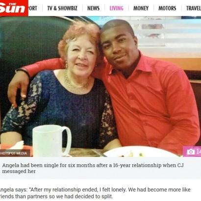 【海外発!Breaking News】72歳英女性、27歳ナイジェリア人と結婚するも移民局や世間は疑いの目