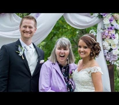 【海外発!Breaking News】アルツハイマーの母のために結婚式を1年繰り上げたカップル(米)<動画あり>
