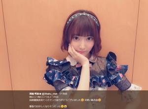 【エンタがビタミン♪】HKT48宮脇咲良「緊張でおかしくなりそうだった」 YOSHIKI&B'zと並び固まる
