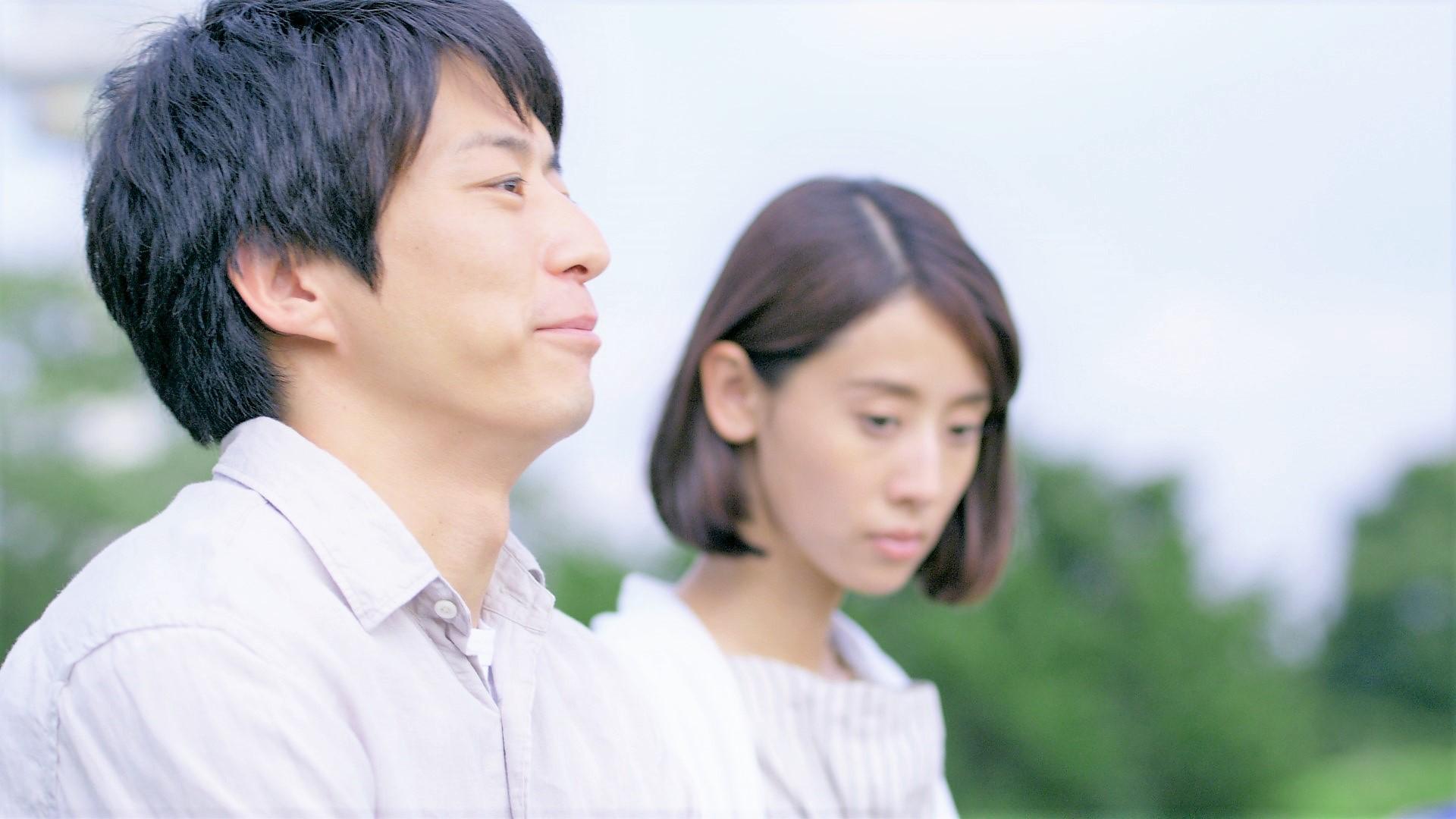 若い夫婦の日常を描いたハートフルムービー公開