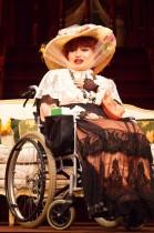 【エンタがビタミン♪】黒柳徹子、車椅子で熱演「ジャイアント馬場さんの言う通りにしたのに骨折」