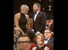 【イタすぎるセレブ達】ベン・アフレック&新恋人、堂々と腕を組んでエミー賞へ