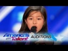 【海外発!Breaking News】米オーディション番組で一大旋風 9歳セリーヌちゃん、ファイナル出場ならず<動画あり>