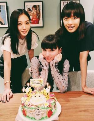 【エンタがビタミン♪】榮倉奈々、鈴木えみの誕生日会で「母になっても、変わらず可愛い」と祝福