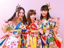 """【エンタがビタミン♪】『AKB48じゃんけん大会』 """"おかぱーず""""初戦敗退も「お菓子のCM目指します」"""