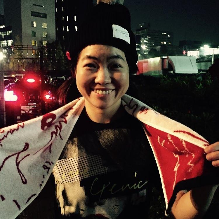 「安室ちゃんは何があろうとこの先もずっとわたしにとってのHero」とも(画像は『イモトアヤコ 2017年9月21日付Instagram「海外に到着しました。」』のスクリーンショット)
