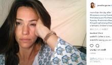 【イタすぎるセレブ達】ジェニファー・ガーナー、完全すっぴん顔が意外すぎる!