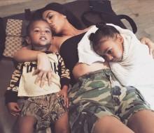 【イタすぎるセレブ達】キム・カーダシアン、第1子妊娠中に受けた誤診 「胎児の心拍がないと言われた」