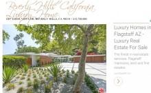 【イタすぎるセレブ達】シンディ・クロフォード一家ビバリーヒルズの13億円豪邸へ 元の持ち主も話題に