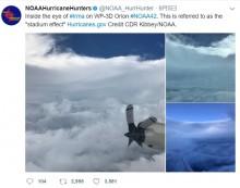 【海外発!Breaking News】巨大ハリケーンの目に飛び込む米海洋大気庁の精鋭部隊「ハリケーン・ハンターズ」がすごい!