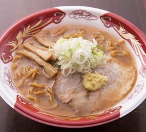 『麺屋 つくし』濃厚旨味噌ラーメン