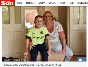 【海外発!Breaking News】耳が全く聞こえなかった息子、母のポテチを開ける音に反応(英)