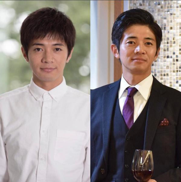 『地味スゴ』とは一変、実業家を演じた和田正人(画像は『【公式】ウチの夫は仕事ができない 2017年9月1日付Instagram「8話のゲスト和田正人さん」』のスクリーンショット)