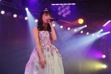 """【エンタがビタミン♪】木崎ゆりあ""""AKB48卒業公演""""に川栄が感慨「いつもヤンキーみたいなのにお姫様だった」"""