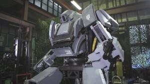 巨大ロボット『クラタス』