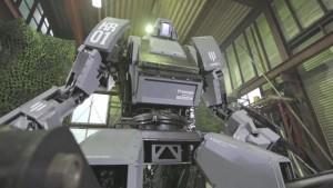 """【エンタがビタミン♪】山崎賢人のCMに登場 """"巨大人型ロボット""""は実在していた"""