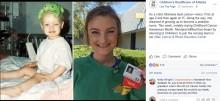 【海外発!Breaking News】悪性腫瘍の治療を受けた病院で、22年後に看護師になった女性(米)