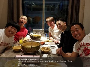 【エンタがビタミン♪】松本人志、さまぁ~ず、バナナマン キングオブコント審査員が安堵の笑顔