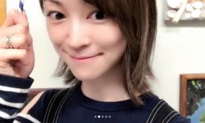 【エンタがビタミン♪】吉澤ひとみ、髪を20cmカット 久しぶりのショートに「これこそよっすぃー!」