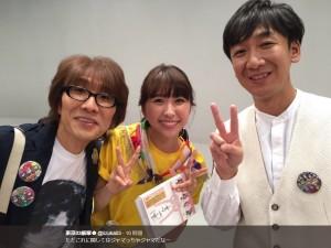 【エンタがビタミン♪】THE ALFEE坂崎とコラボした東京03飯塚 ももクロに感謝しつつ複雑な心境