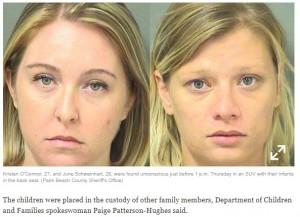 【海外発!Breaking News】20代ママ友2人が車内でヘロイン過剰摂取 後部座席にはそれぞれの乳児(米)