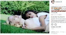 【イタすぎるセレブ達】マドンナ愛娘ローデスが21歳に 心温まる母娘の写真を公開