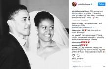 【イタすぎるセレブ達】オバマ前大統領、ミシェル夫人へ結婚25周年のサプライズ 「諦めないでデートに誘ってよかった」<動画あり>