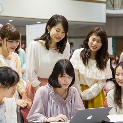 「未来の働き方アカデミー」セミナー&ワークショップに大学生が参加 「未来は明るいと感じた」