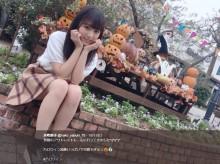 【エンタがビタミン♪】HKT48矢吹奈子 ハロウィンショットに「彼女とデートなうで使っていいですか?」の声