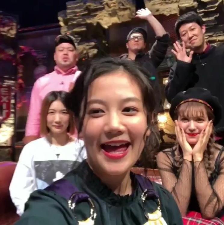 千眼美子が出家後初となるバラエティ出演へ(画像は『肉糞太郎 2017年10月31日付Instagram「#Repost @bazooka.sptv (@get_repost)」』のスクリーンショット)