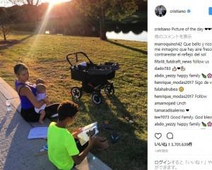 【イタすぎるセレブ達】クリスティアーノ・ロナウド、子だくさんの幸せそうな家族写真を公開