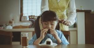 子どもの頃も母のおにぎりが大好きだった