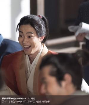 【エンタがビタミン♪】菅田将暉 『直虎』での自分にハラハラ「笑ってる場合じゃないぞ、万千代」