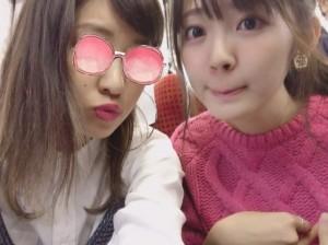 【エンタがビタミン♪】元℃-ute鈴木愛理 萩原舞と2人旅で「はぎちゃんは元気です」