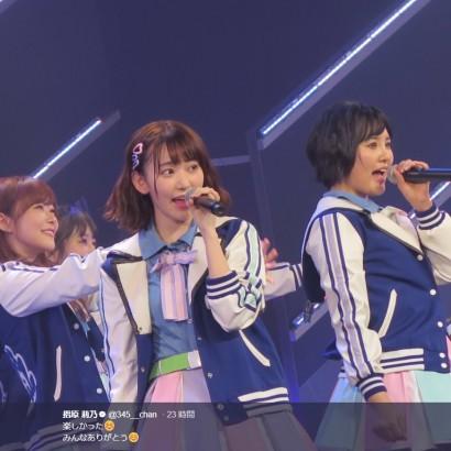 """【エンタがビタミン♪】兒玉遥 """"HKT48劇場6周年記念特別公演""""終え「改めてさっしーの存在の大きさに気付かされました」"""