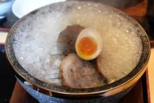 熱い、ウマイ、楽しい!!「石焼らーめん火山」が東京で初噴火