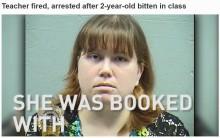 【海外発!Breaking News】「言うことを聞かないから」2歳児の顔に噛みついた保育士を逮捕(米)