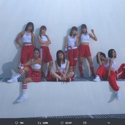 """【エンタがビタミン♪】山本彩×松井珠理奈がコラボ AKB48""""ダンス選抜""""『野蛮な求愛』MVが新鮮"""