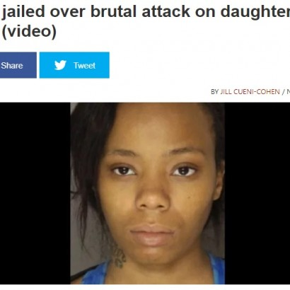 【海外発!Breaking News】29歳モンスター母が教師に暴行 娘が授業中に使った携帯電話を奪われて(米)