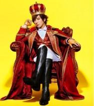 """【エンタがビタミン♪】DAIGO """"買取王子""""の王子に就任「I.O.Sを広めたい」"""